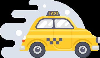 Районное такси