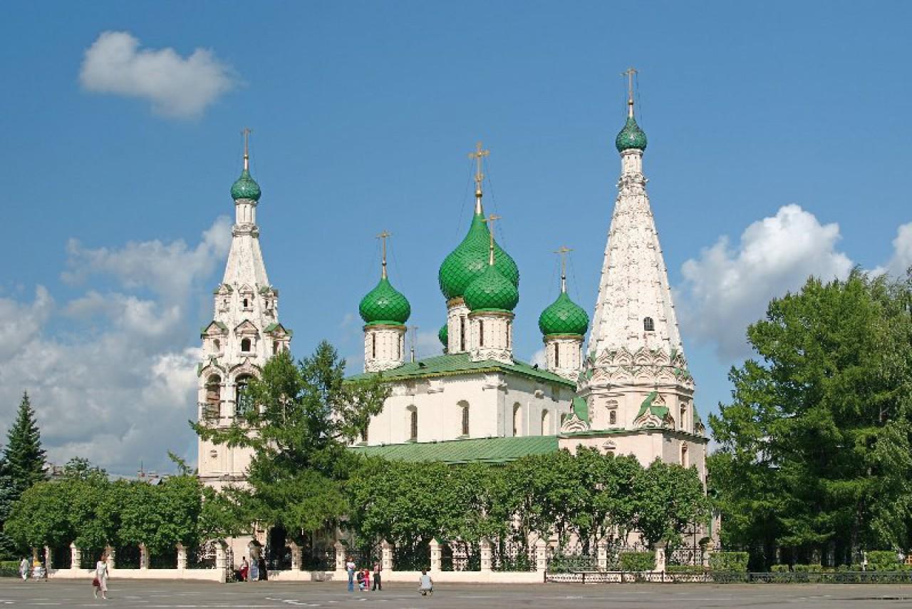 Какие места стоит посетить в Ярославле
